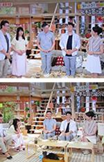 NHK「ごごナマ」出演時の写真