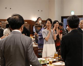 名古屋会場パーティー