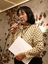 堀田悦子さん