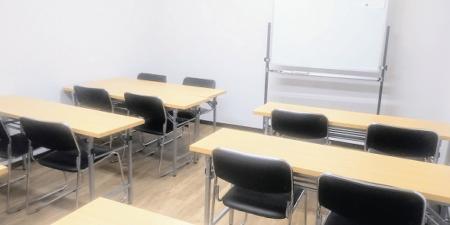 銀座校の教室