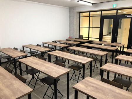 銀座校教室
