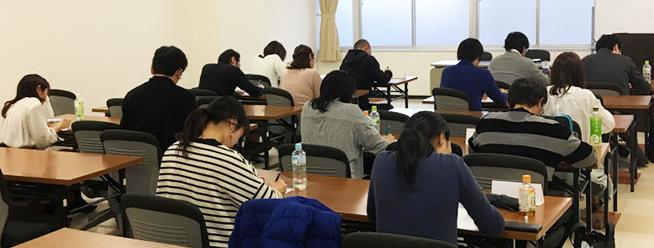 仙台校の教室の様子